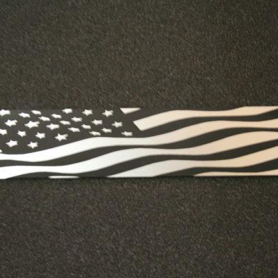 Schmuckschild US-Flagge