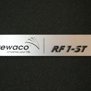 Schmuckschild RF1 ST